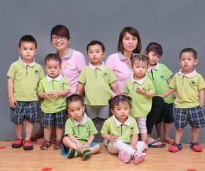 Pre Nursery and Nursery (18 months – 4 years old);