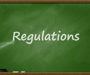 Fee regulation;