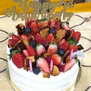 January Birthday Party 2018