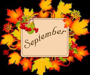 Newsletter September 2018;