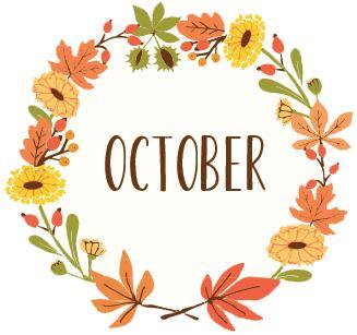 Newsletter October 2018