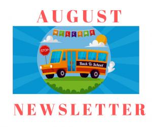 Newsletter August 2019;