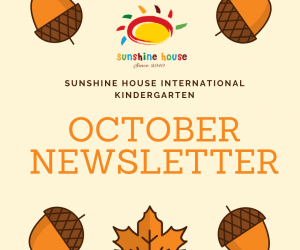 Newsletter October 2019;