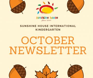 Newsletter October 2019