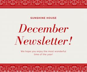 Newsletter December 2019;