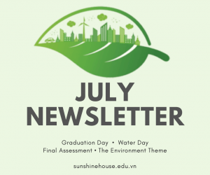 Newsletter July 2020;