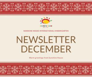Newsletter December 2020;