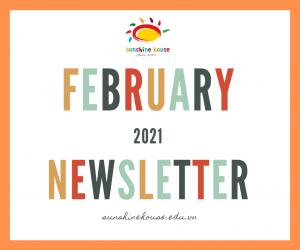 Newsletter February 2021;