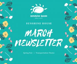 Newsletter March 2021;