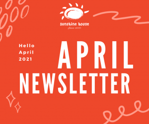 Newsletter April 2021;