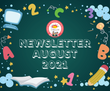 NEWSLETTER AUGUST 2021